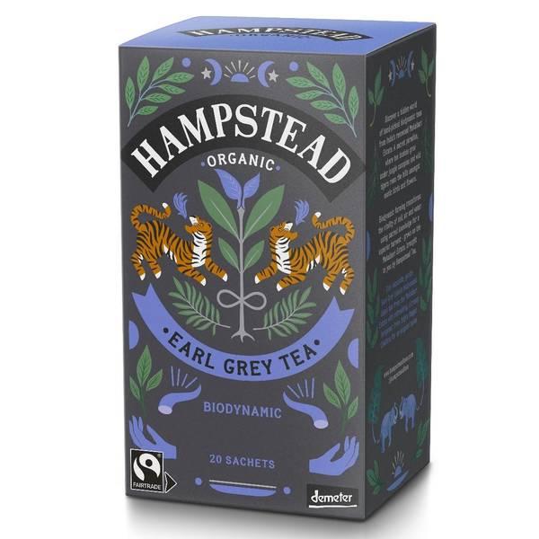 Bilde av Hampstead Earl Grey tea 20 poser