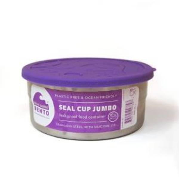 Bilde av Blue Water Bento Seal Cup Jumbo Eggplant