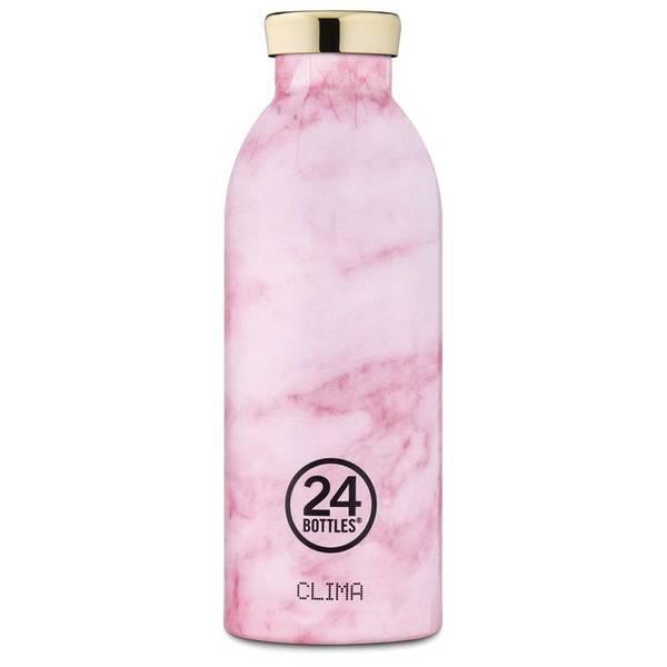 Bilde av 24Bottles Clima 500 ml Pink Marble