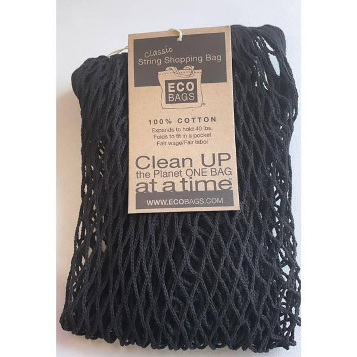 ECOBAGS® Zerowaste pakke Black