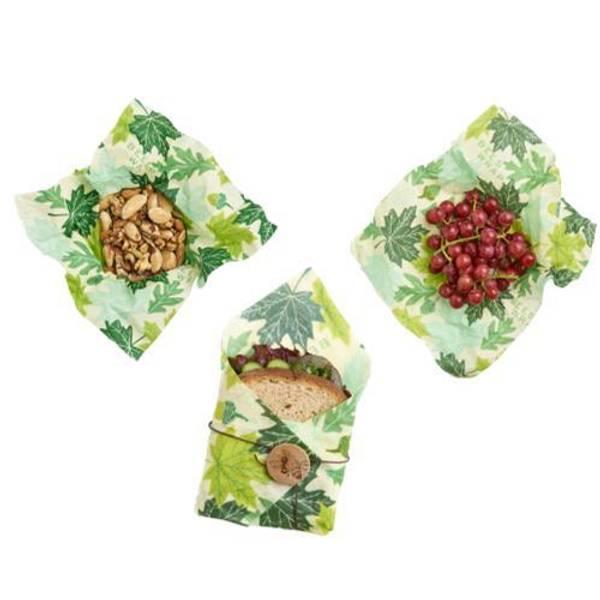 Bilde av Bees Wrap - Lunch Pack Forest Floor