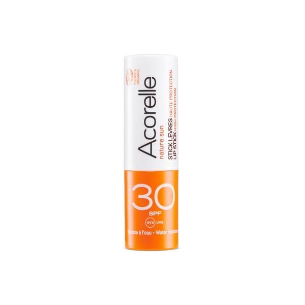Bilde av Acorelle High Protection Lip Stick SPF 30 *1 igjen*
