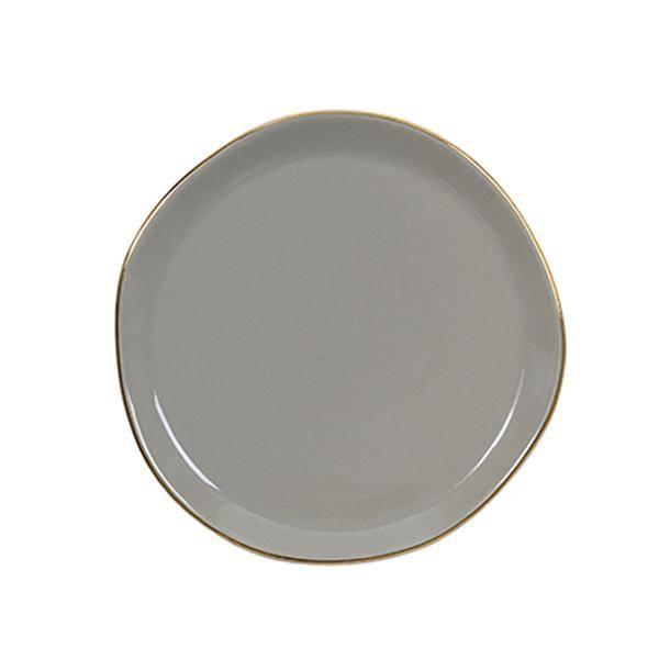 Bilde av UNC Good Morning Plate Old Gray 17 cm